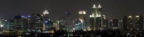 jakarta at night 2