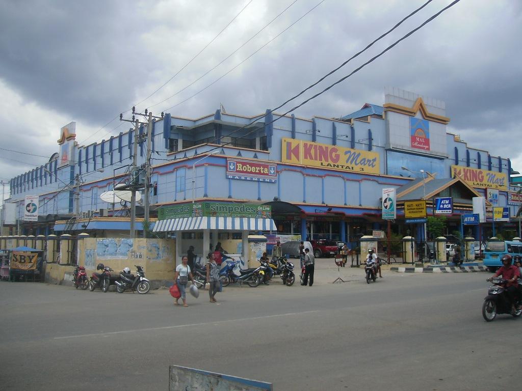 mall mandonga
